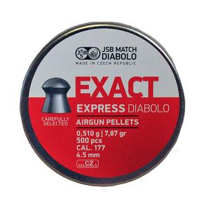 JSB Exact Express 4.5mm kogels