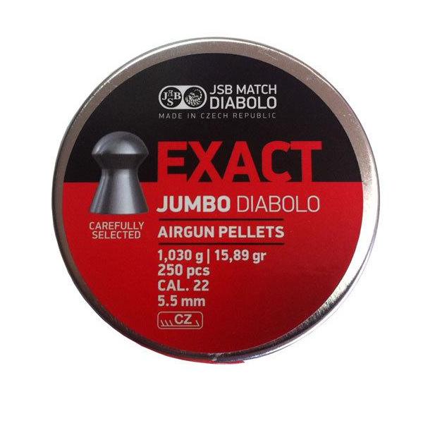 JSB Exact Jumbo 5.5 mm