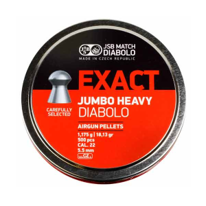 JSB Exact Jumbo Heavy 5.5 mm