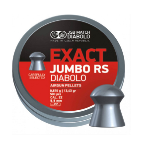 JSB Exact Jumbo RS 5.5mm