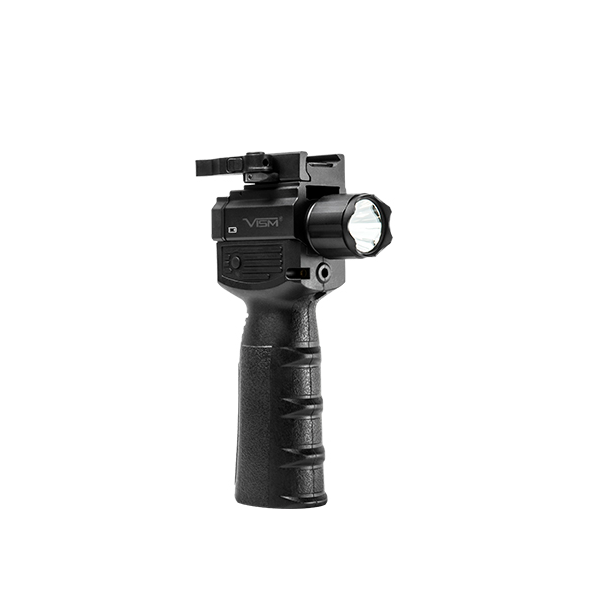 NcStar Vertical Grip LED Flashlight & Red Laser