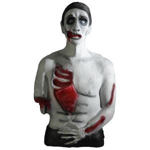 Delta McKenzie Zombie target Undead Fred