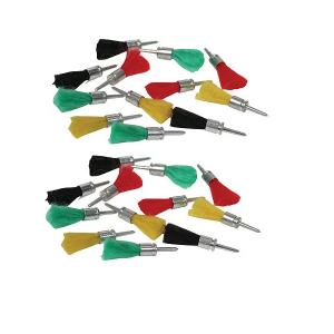 Pluimpjes voor luchtbuks 4.5 mm