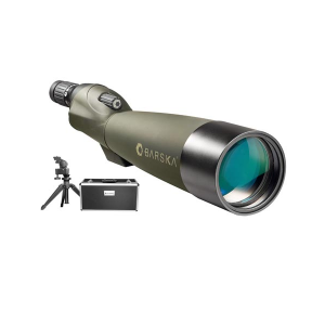 Barska Blackhawk Spotting Scope 22-67x100 WP