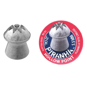 crosman Piranha Hollow Point 4.5mm