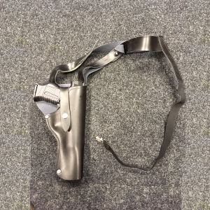 Lederen schouder holster Universeel pistool