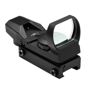 NcStar Red-Green Four Reticle Dot Sight D4RGB