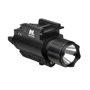 NcStar Wapenlamp - Rode Laser Combo 200 Lumen