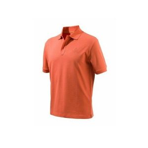 Beretta Corporate Polo - Orange Golden Oak