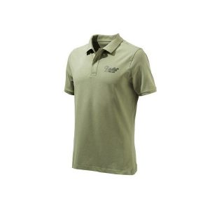 Beretta Men's Polo Corparate Good Green