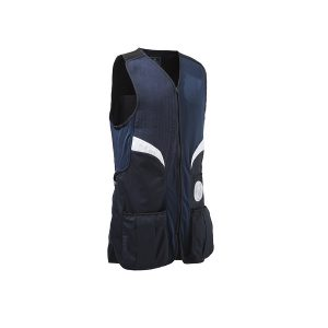 Beretta M's Stretch Shooting Vest Navy