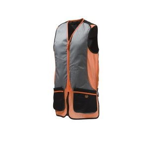 Beretta Silver Pigeon Vest Black-Orange