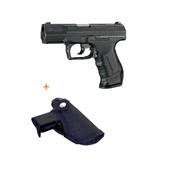 P99 met holster