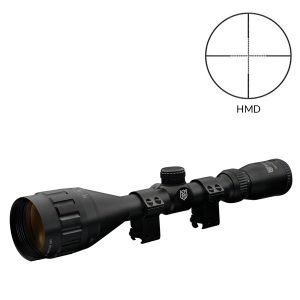 Nikko Stirling Mountmaster 4-12x50 AO IR