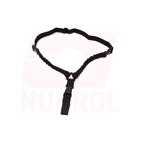 NUPROL BUNGEE SLING 1000D ONE POINT Black