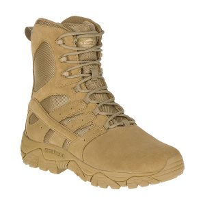 Merrell Moab 2 8 Tactical Defense Boot Desert