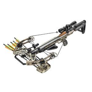 Ek-Archery Accelerator 410+ Snow CAmo
