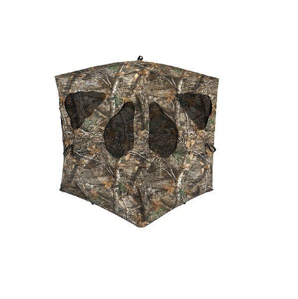 Ameristep Silent Brickhouse Camouflagehut XL