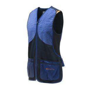 Beretta DT11 Microsuede Slide Vest Navy Blue