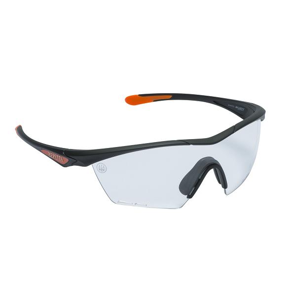 Beretta Clash Schietbril Transparant