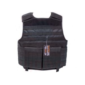 NUPROL PMC PLATE CARRIER VEST Black