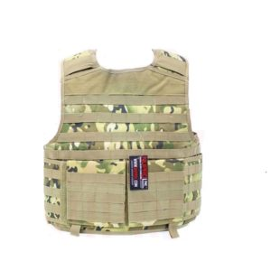 NUPROL PMC PLATE CARRIER VEST Camo