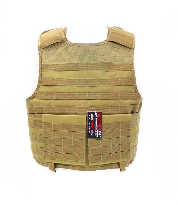 NUPROL PMC PLATE CARRIER VEST Tan