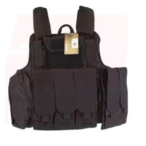 NUPROL TACTICAL VEST RTG Black