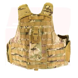 NUPROL TACTICAL VEST RTG Camo BAck