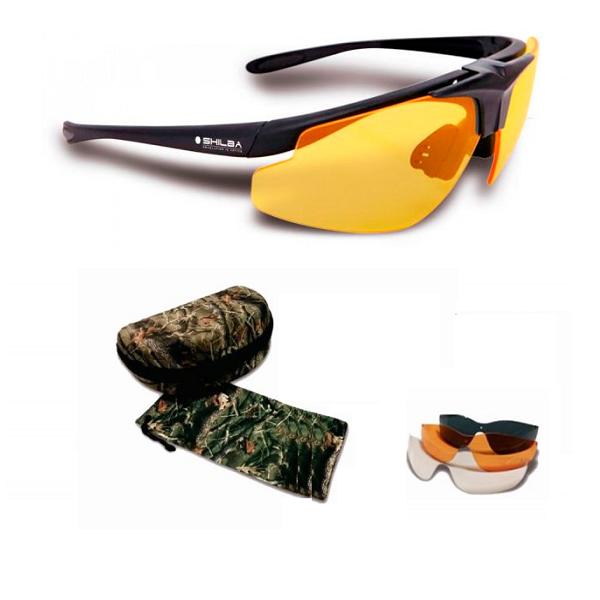 Shilba Schietbril Set Hunter