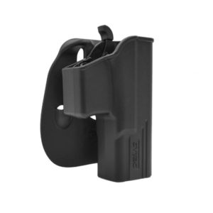 Cytac Paddle Holster Thumb Release GLock 19-23-32