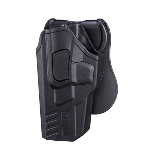 Cytac R-Defender Holster Glock 17-22-31 Linkshandig