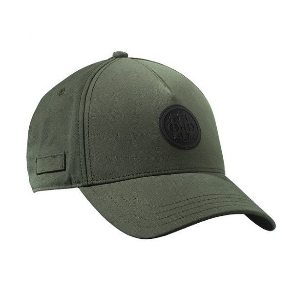Beretta Rubber Patch Logo Cap Pet