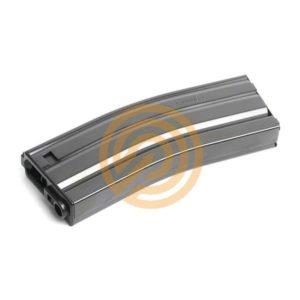 G&G AEG MAGAZINE GR16 MID-CAP 125R Metal Black
