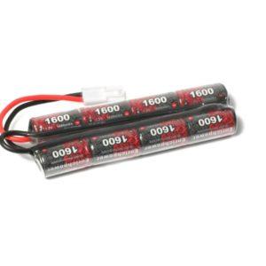 G&G BATTERY NIMH 9.6V 1600MAH NUNCHUCK