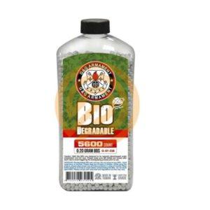 G&G BIO BB 0.20G WHITE 5600 Can