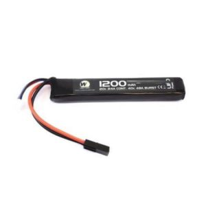 NUPROL 11.1v 1200mAh LiPo Stick Battery