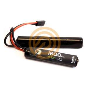 NUPROL BATTERY NIMH 1600MAH 8.4 V NUNCHUCK Crane