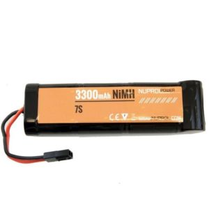 Nuprol 3300MAH 9.6V NIMH LARGE TYPE Battery